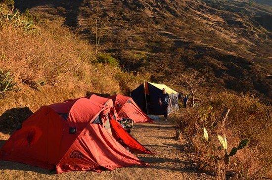 Apus Peru : Campsite above Chiccisqa