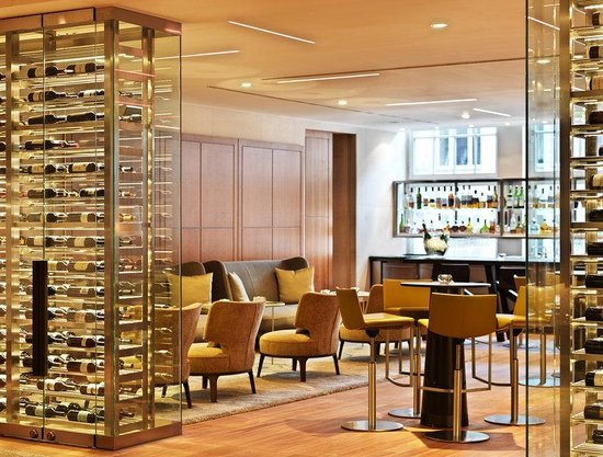 Park Hyatt Hamburg : Apples Bar