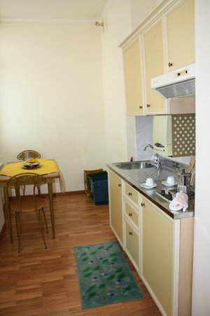 Residence Liberty : Cucina