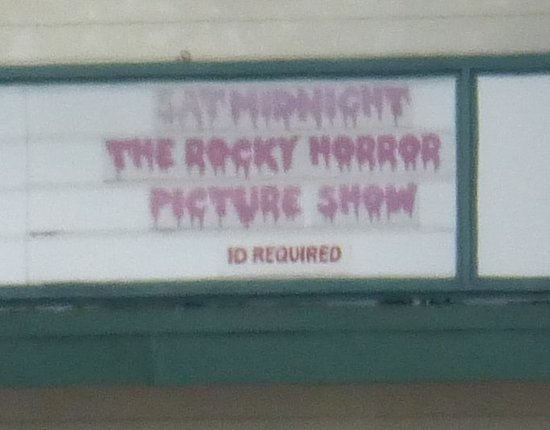 Newark Cinema Center 3: EVERY Saturday Rocky Horror Picture Show