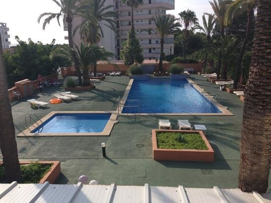 Hotel Mirablau: Poolen