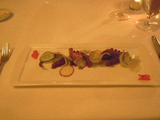 SoLo Farm and Table: Crispy Octopus