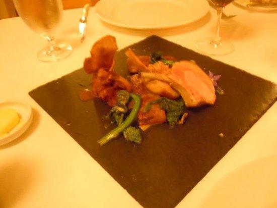 SoLo Farm and Table: Suckling Pig, Pork Belly, Potato Gratin