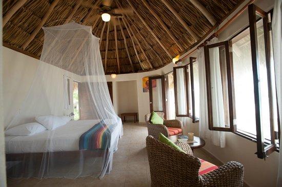 Maya Tulum Retreat & Resort: Beach Front Cabana