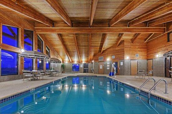 AmericInn Lodge & Suites Sayre: AmericInn Hotel Sayre - Pool