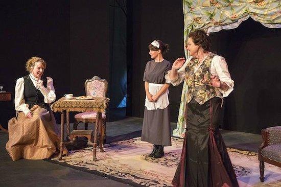 White Heron Theatre Company