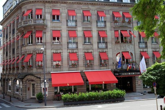 Photo of Hotel du Parc Mulhouse