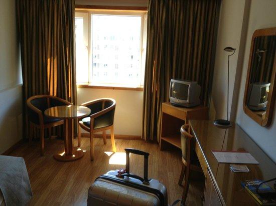 "Urban Hotel Amadeos: zona ""living"""