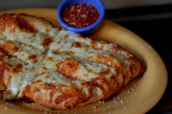 Cappy's Pizzeria: Cheesebread