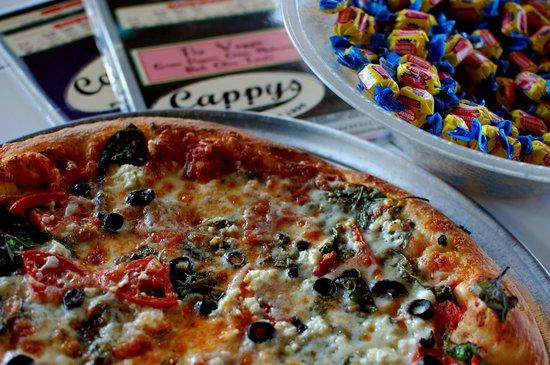 Cappy's Pizzeria: New York Style Pizza
