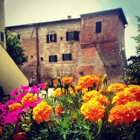 Castello di Saltemnano: il castello