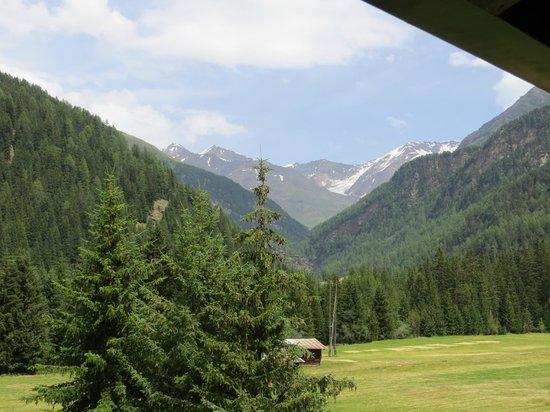 Hotel Garni Thurwieser: View from room