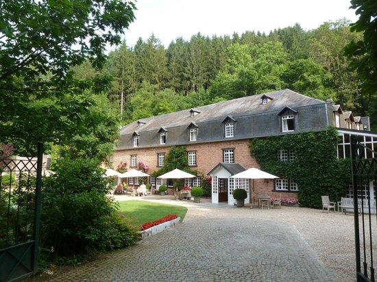 Auberge du Moulin Hideux : Toerit naar het hotel