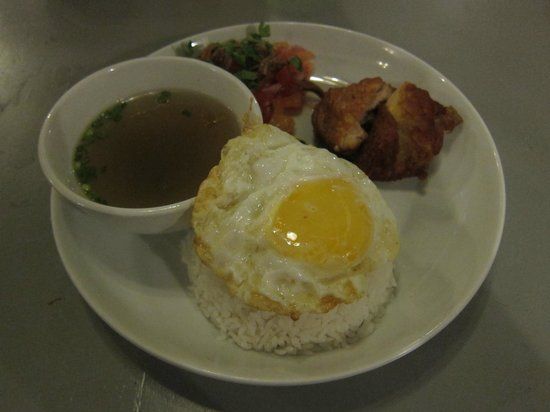 Fat Spoon : Some chicken rice...