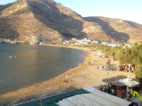Stavros Hotel : View from our balcony
