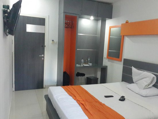 Hotel Boulevard : executive room