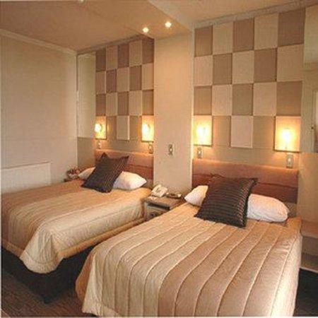 Sudima Hotel Lake Rotorua: Guest Room