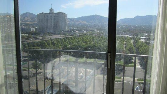 Red Lion Hotel Salt Lake Downtown : View