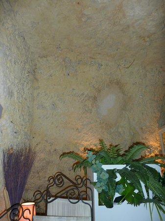 Le Clos de L'Hermitage : il bagno nella camera