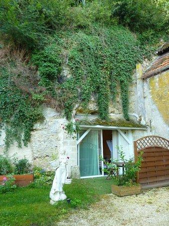 Le Clos de L'Hermitage : giardino