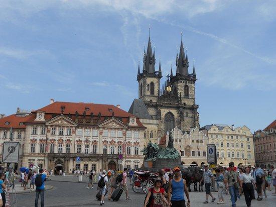 Best Western Hotel Kinsky Garden: Prague is just great!