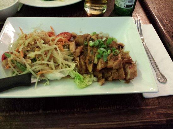 Aceluck Thai : Thai food