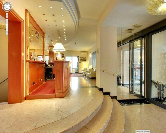 Best Western Hotel Nettunia: lobby