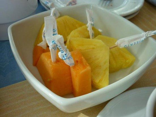 Hotel Meeting: Sala Colazioni - 5: ottima frutta tutti i giorni