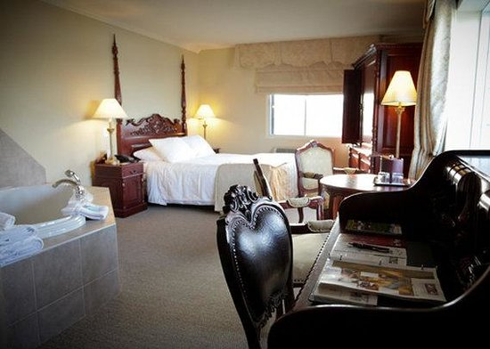 Le St-Christophe - Hotel & Spa : guest room