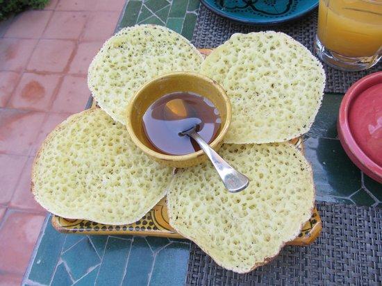 Riad Les Nuits de Marrakech: mooi en lekker!