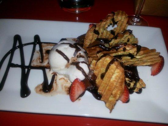 Rouge: Delectable Dessert