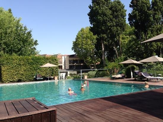 Hotel de l'Image : piscine