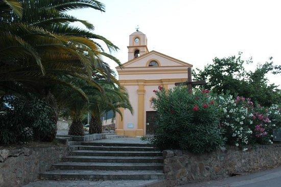 U Filipaghju : Galeria chiesa