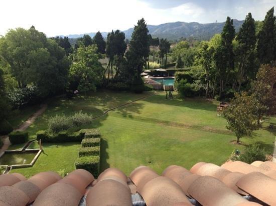 Hotel de l'Image : vue de la suite horizon
