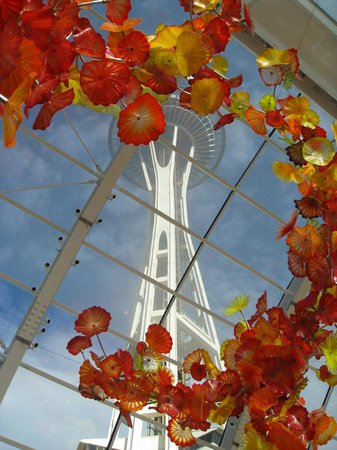 Chihuly Garden Of Glass Picture Of Chihuly Garden And Glass Seattle Tripadvisor