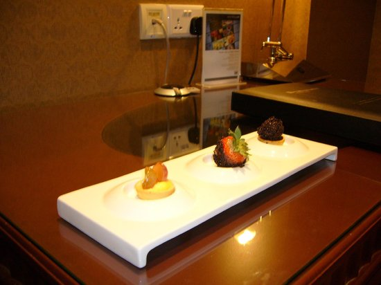 Wyndham Grand Regency Doha: Complementary