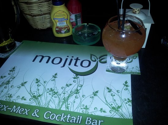 Mojito Tex Mex - Cocktail Bar: Nome locale