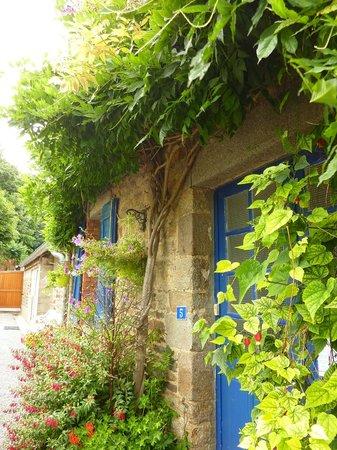 Saint Marcan, France: L'ingresso