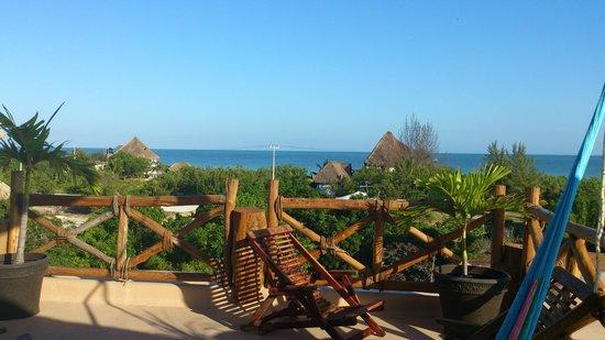Casa BlatHa : La vista desde la terraza!