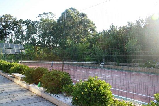 Piramide: Pista de tenis gratis