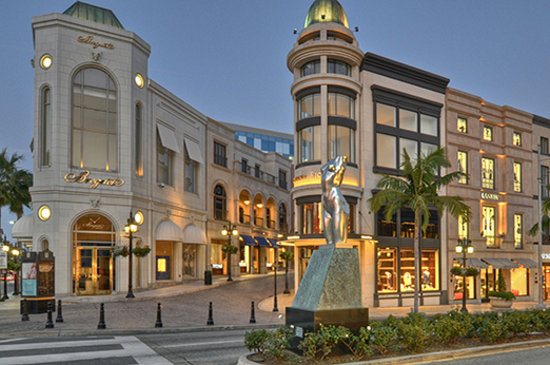 Los Angeles, CA: Two Rodeo in Beverly Hills, courtesy of LoveBeverlyHills.com