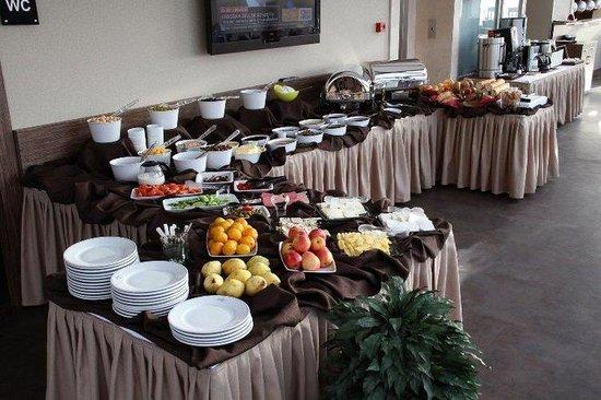Troya Hotel: Restaurant