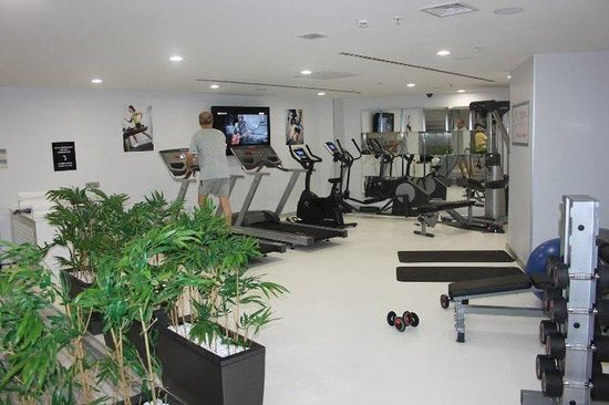 Troya Hotel: Health Club