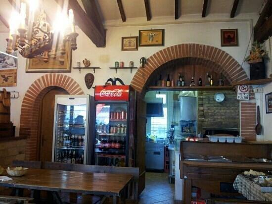 Ristorante gli archi del sabino in roma con cucina cucina romana - Cucina romana roma ...