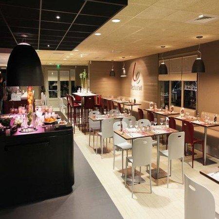 Campanile Besancon Nord Ecole Valentin : Restaurant