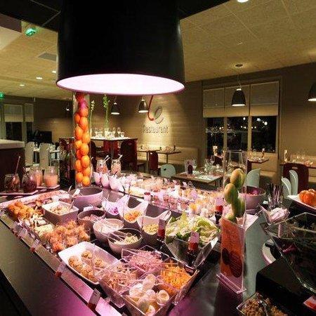 Campanile Besancon Nord Ecole Valentin : Buffet Restaurant