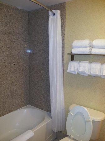 Sleep Inn & Suites: Bathroom Tub