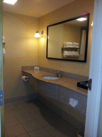 Sleep Inn & Suites: Bathroom Vanity