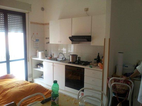 Residenza Le Rose: cucina