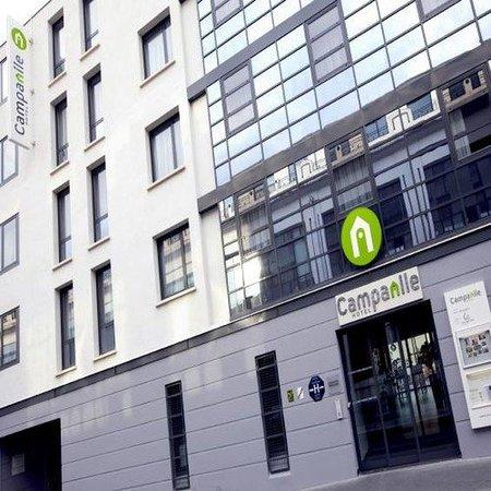 Campanile Bordeaux Centre -Gare Saint-Jean : Exterior View
